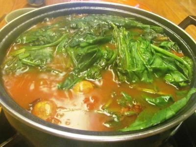 フグノトマト鍋1