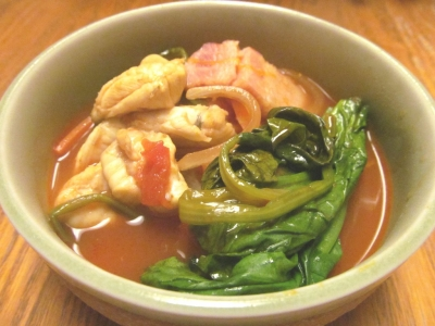 フグノトマト鍋小鉢2