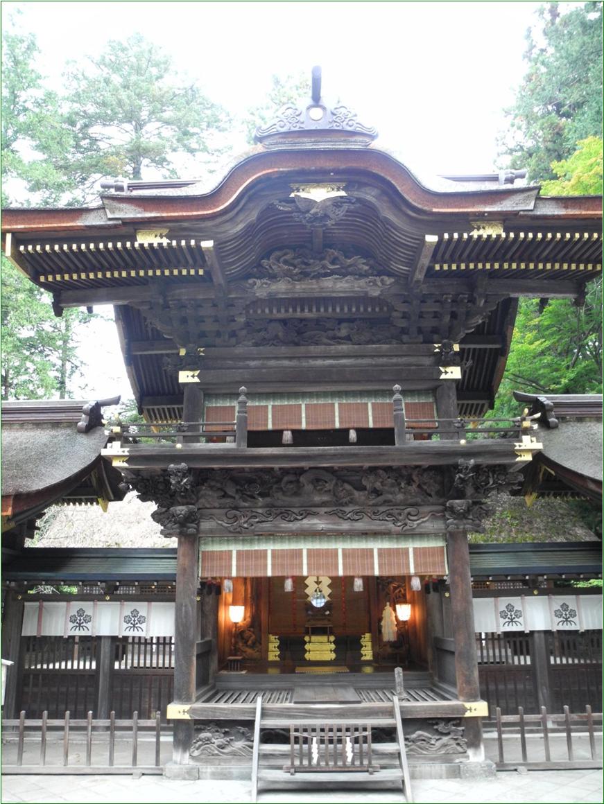9-2 諏訪下社秋宮ー4 151028