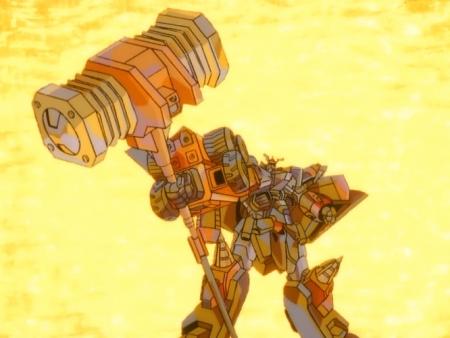 勇者王ガオガイガーFINALのガオファイガーN18