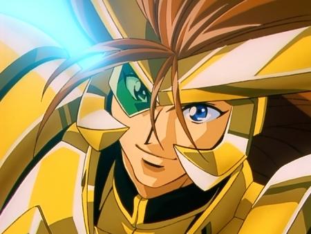 勇者王ガオガイガーFINALの獅子王凱N1