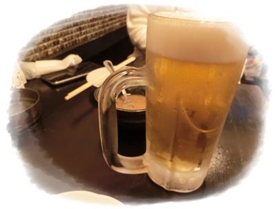 おかわりビール