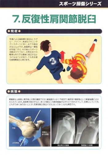 反復性肩関節脱臼 表0001