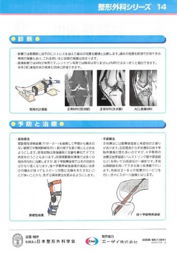 膝靭帯損傷 裏0001