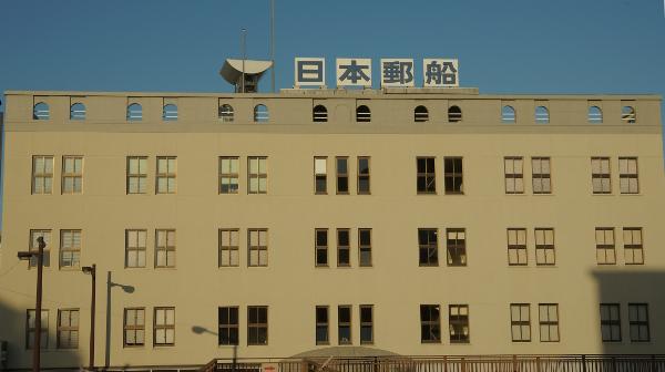 旧日本郵船門司支店2