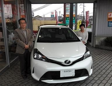 4 新しい車