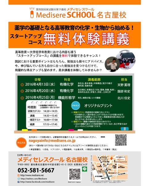 SU無料体験講義(名古屋校)