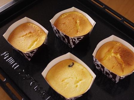 5月レーズン入りベイクドチーズケーキ07