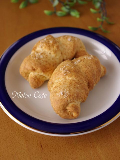 ホットケーキミックスで作る塩パン