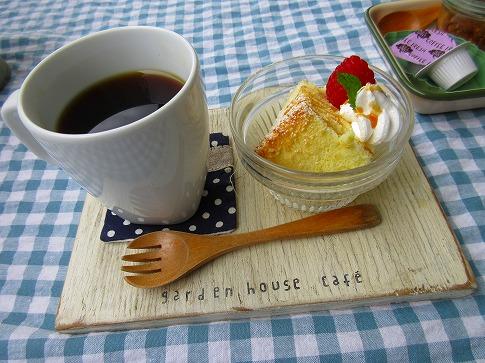 コーヒー&ぷちデザート 15.10.1