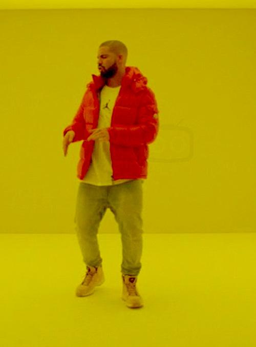 ドレイク (Drake):モンクレール(Moncler)ジョーダン(Jordan)ナイキ(Nike)