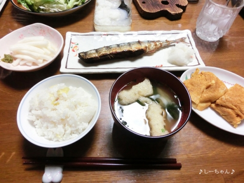 実家のお食事('15.09)_07