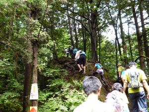 1ハイキングコース