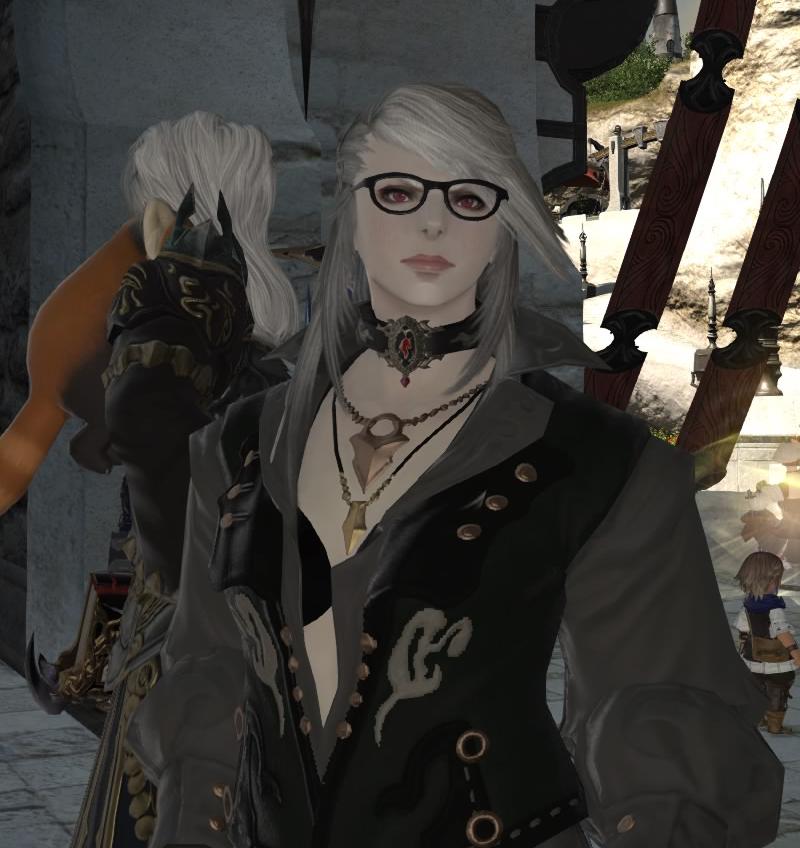 マケボみるメガネのルガ♀