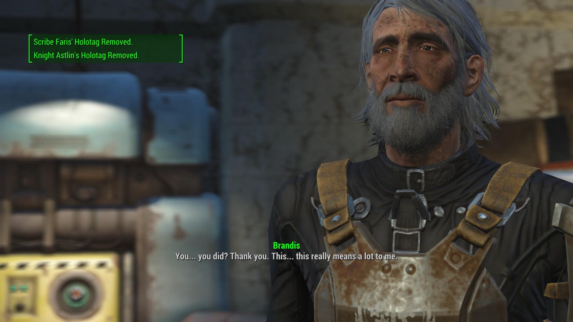 みどりのびおとーぷ [Fallout4]...