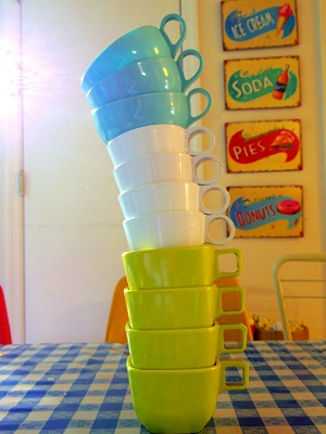 melmac cups2