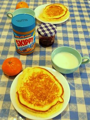 メルマック 朝食