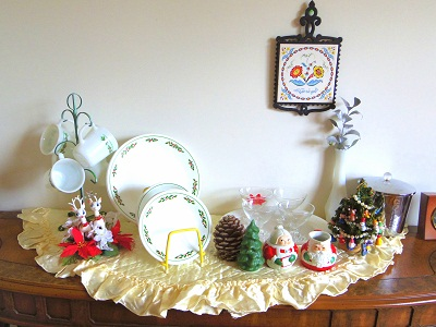 クリスマス準備2015