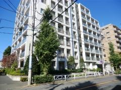 旧駒沢営業所跡
