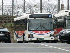 川越観光 ブルーリボンII(ノンステ)らしい車