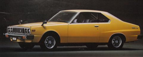 77年8月 スカイラインGT-E・X