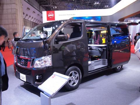 NV350キャラバン トランスポーター
