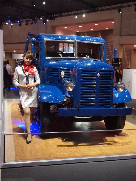 TX80型 5トン積みトラック