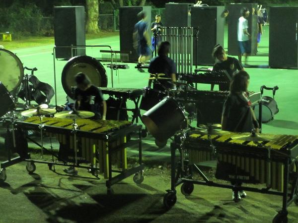 2015-10-13 夜の練習サイズ変更