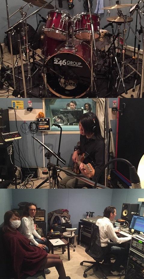 20151119せーなレコーディング