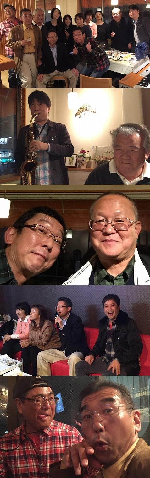 20151122藤中ブラバン同窓会