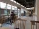 minou books&cafe店内