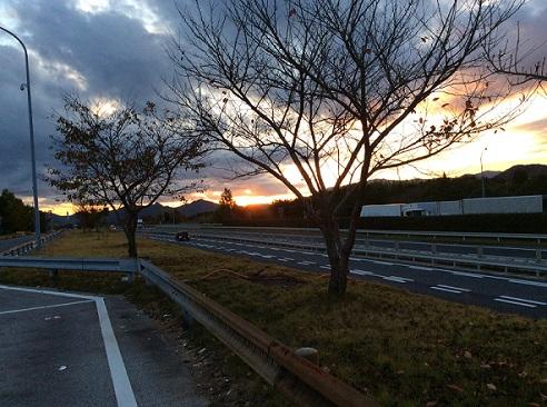 11月11日壇ノ浦へ