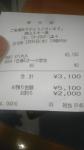 一日フリーで3100円!
