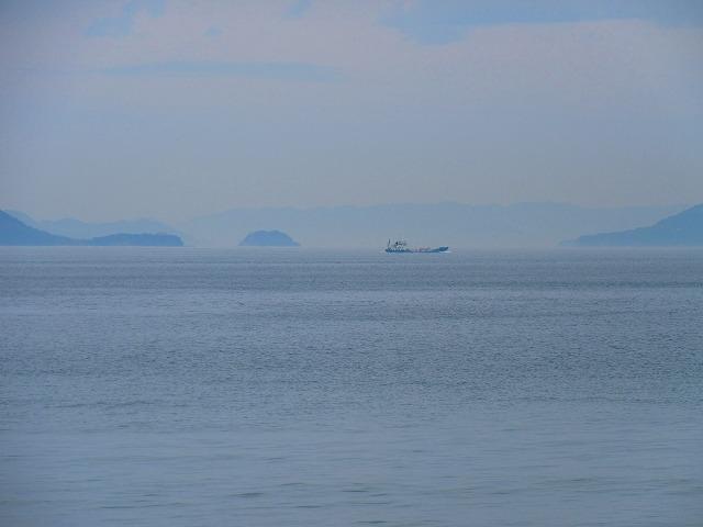粟島西浜海岸カメラを右へ 28.3.23