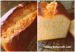 Honey Buttermilk Loaf