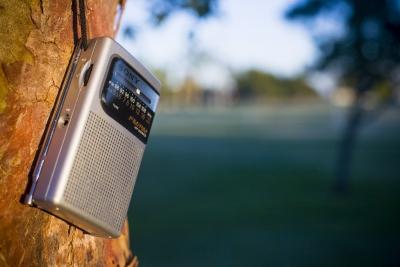 Sonyのラジオ