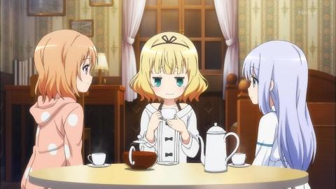 ご注文はうさぎですか?? 第2話 灰色兎と灰かぶり姫 アニメ実況 感想 評判 画像 反応