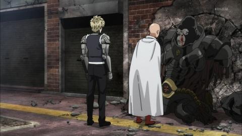 ワンパンマン 第3話 執念の科学者 アニメ実況 感想 評判 画像 反応