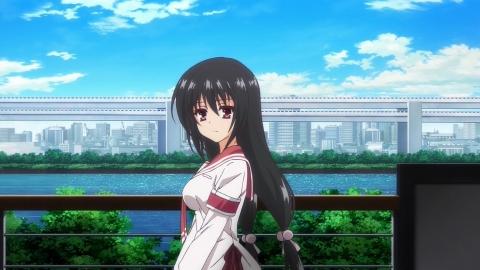緋弾のアリアAA 第2話 危険な関係 アニメ実況 感想 評判 画像 反応