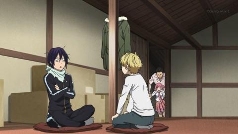 ノラガミ(2) 第2話 彼女の思い出 アニメ実況 感想 評判 画像 反応