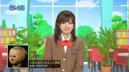 160323 合格モーニング 紺野あさ美 (1)