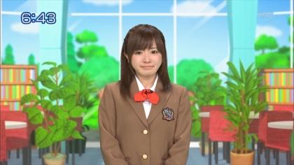 160401合格モーニング 紺野あさ美 (2)