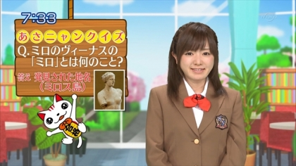 160408合格モーニング 紺野あさ美 (2)