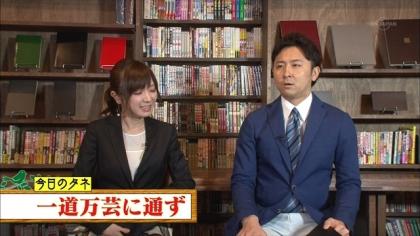 160411 朝ダネ 一道万芸に通ず 紺野あさ美 (3)