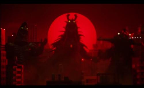 地獄怪獣軍団