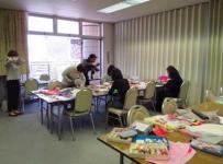 中国新聞情報文化センター ポジャギ教室