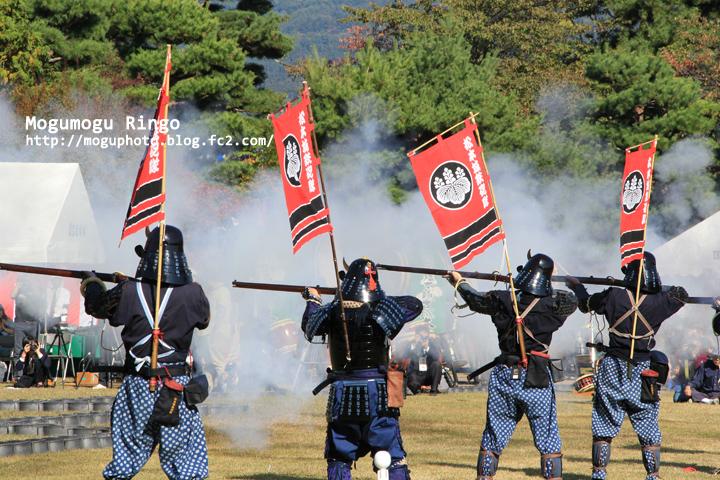 松本城鉄砲隊