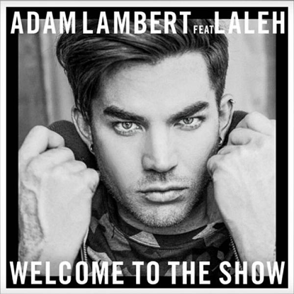 Adam Lambert WTTS kansi