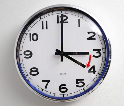 Kello Kesäaika サマータイム 時計