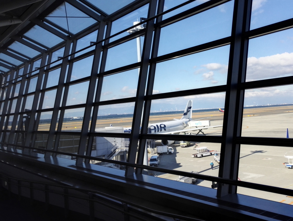 Nagoya Japan 名古屋 中部国際空港 セントレア空港 フィンエアー